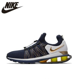new styles 280ab 95041 ... NIKE SHOX GRAVITY Original New Arrival Running Shoes Breathable  Comfortable For Men and Women Sneakers  AR1999 400 on Aliexpress.com    Alibaba Group ...